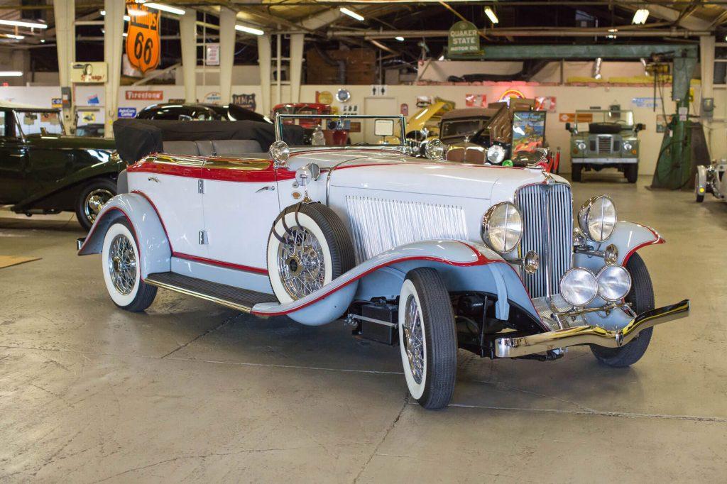 1933 Auburn 12