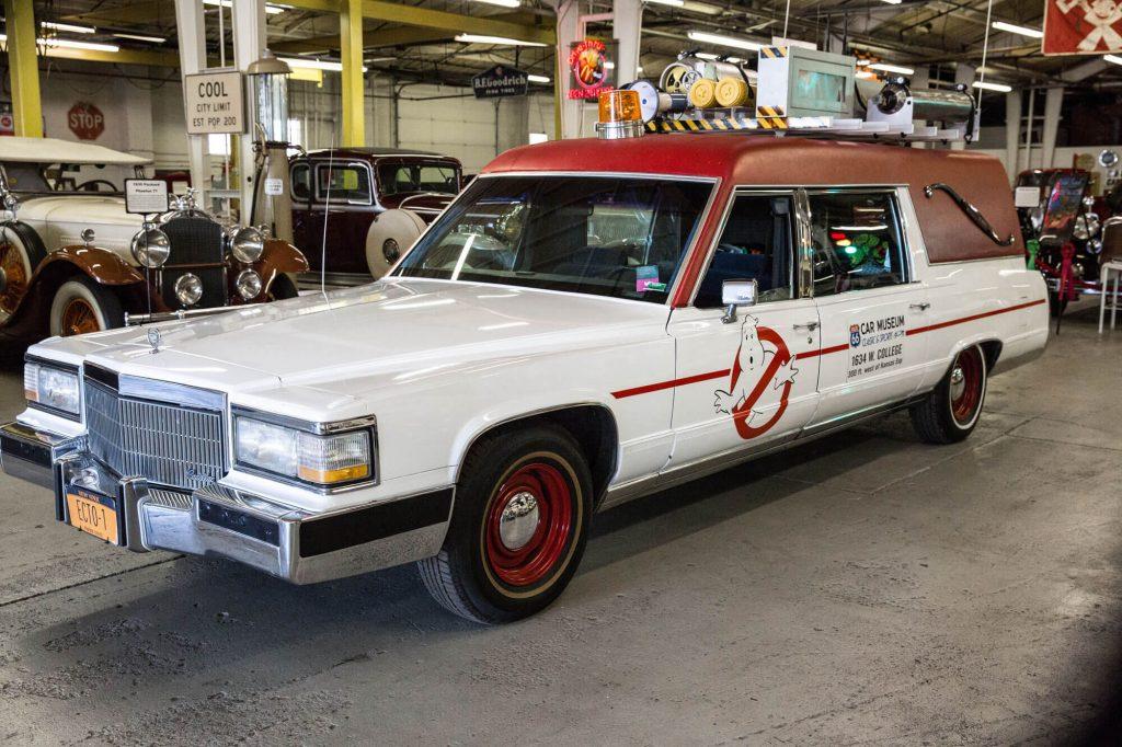 1991 Ghostbusters Cadillac Wagon