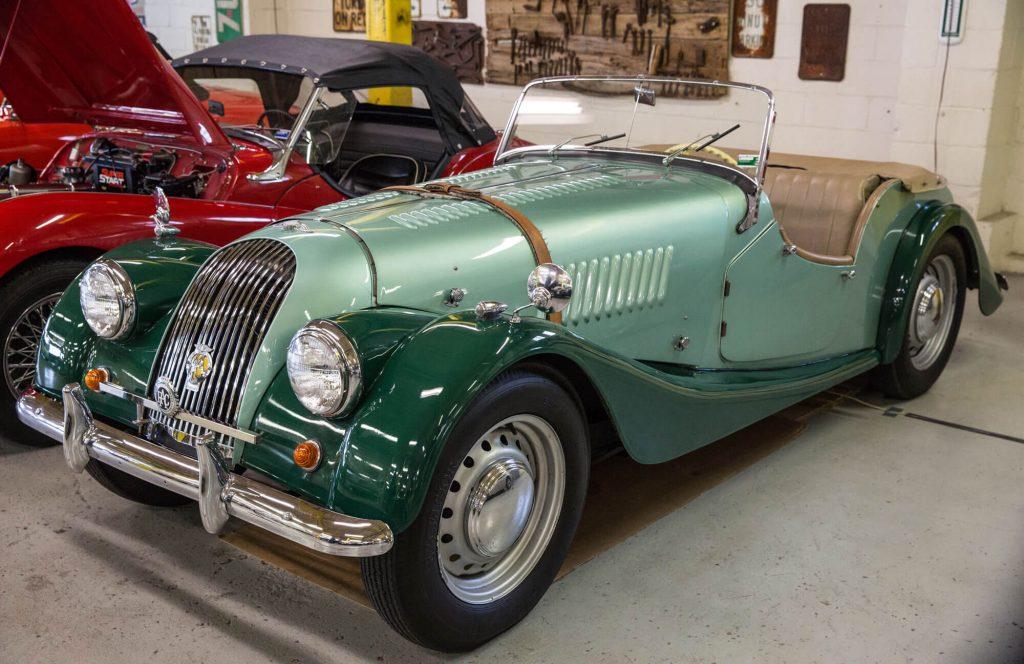 1963 Morgan Pius 4