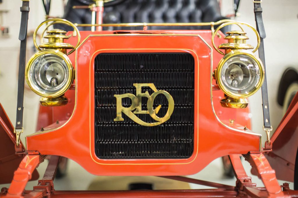 1907 Reo Runabout
